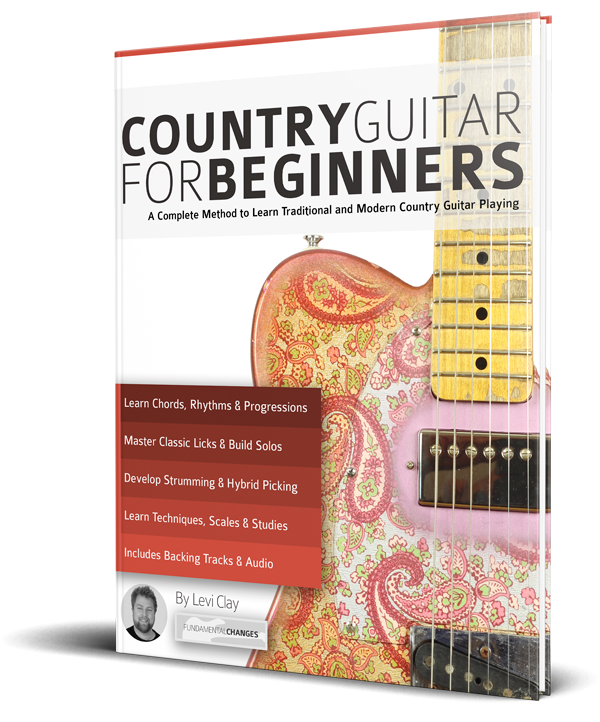 Country Guitar For Beginners Fundamental Changes Music Book Publishing