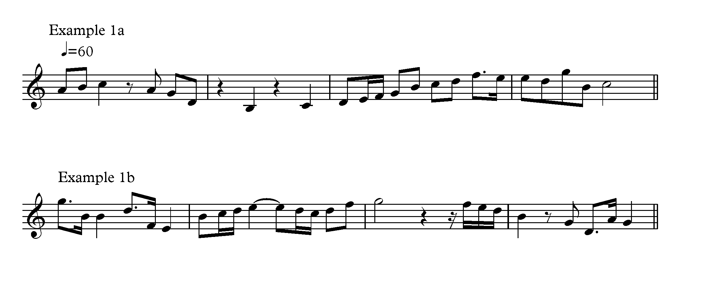 Sight Reading Part 3 – Melody reading and Accidentals ...