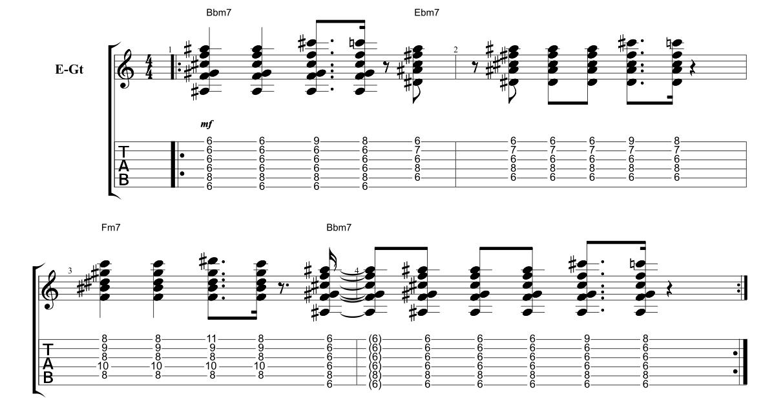 Play Funk Guitar Lesson Six Fundamental Changes Music Book