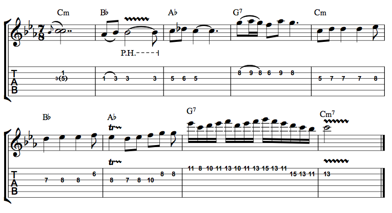 how to know time signature