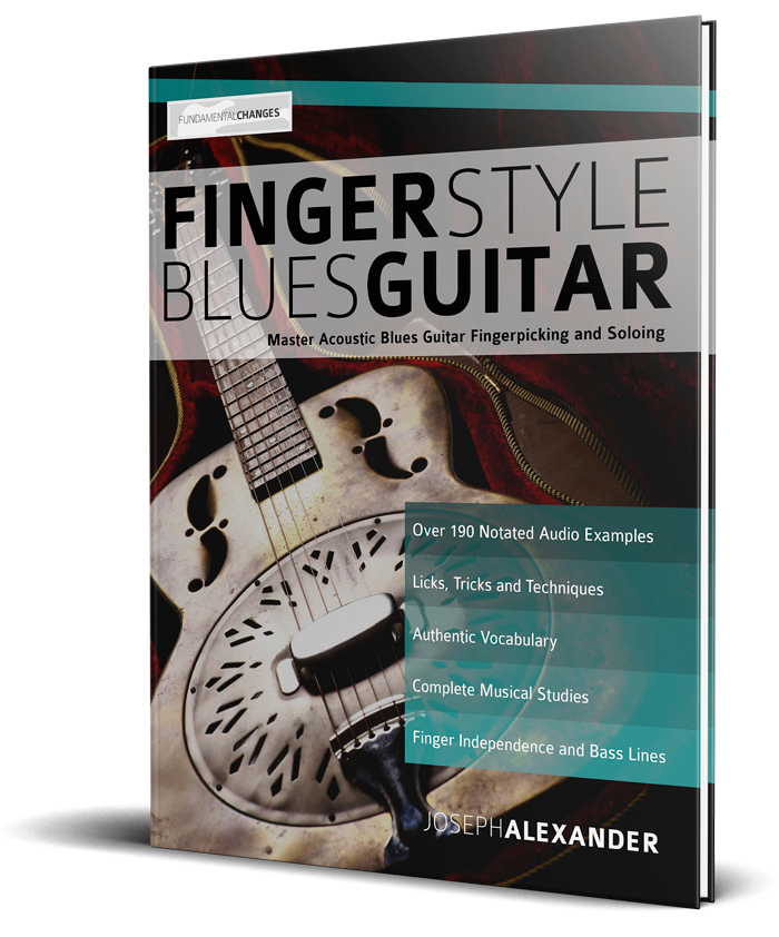 Blues beginning guitar pdf fingerstyle