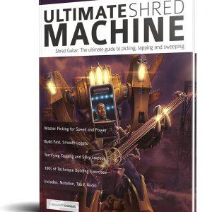 Ultimate Shred Machine