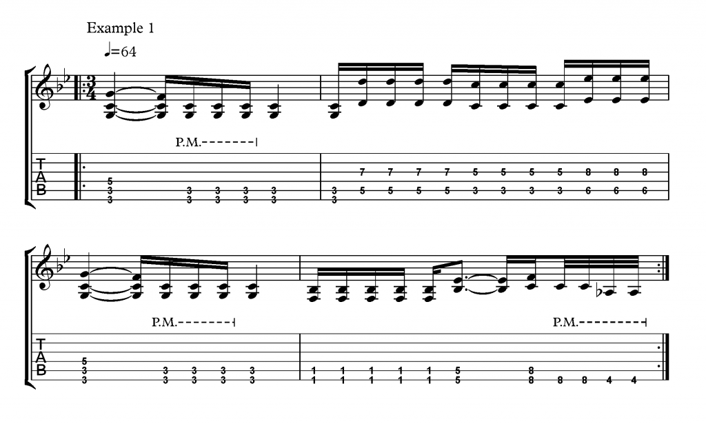 Beyond Power Chords Creative Rock Rhythm Fundamental Changes