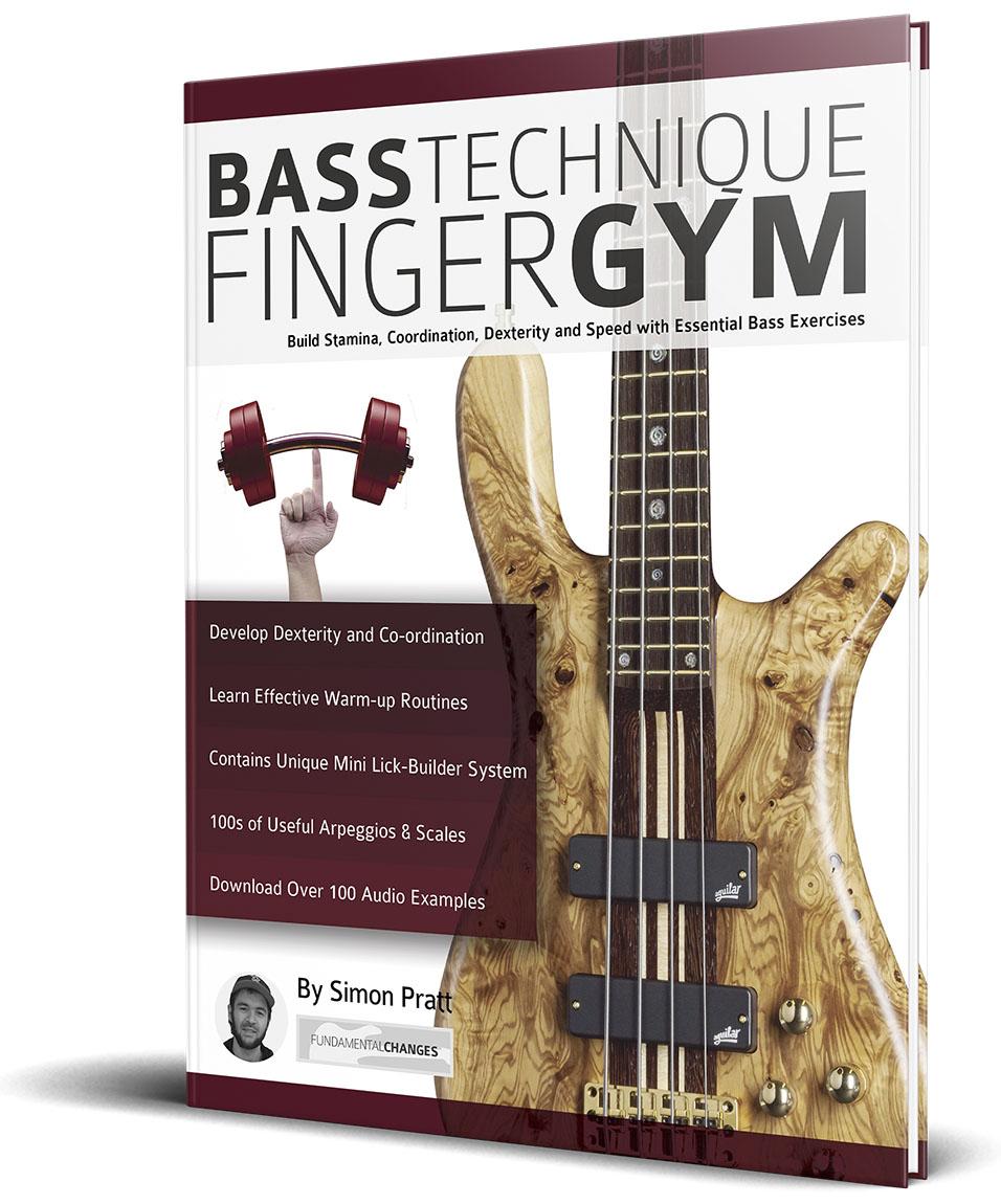 Bass Technique Finger Gym