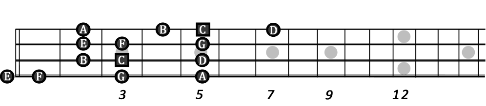 Sight Reading Sharps and Flats on Bass - Fundamental Changes