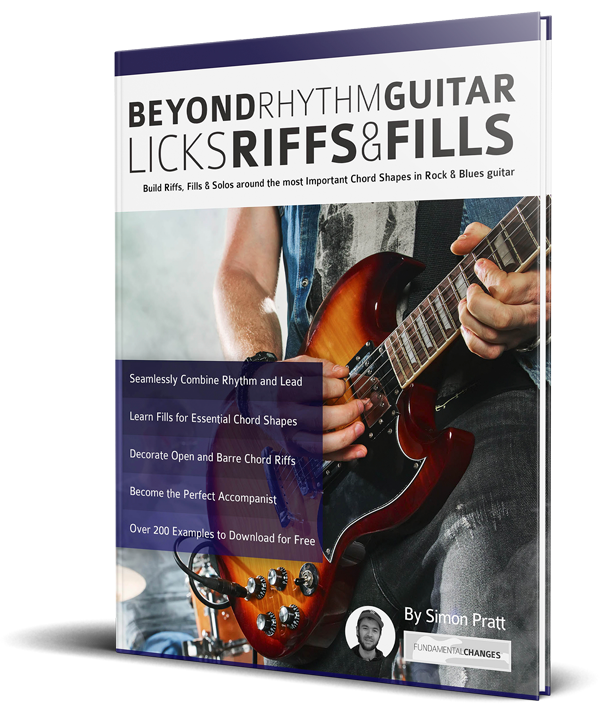 Beyond Rhythm Guitar - Fundamental Changes Music Book Publishing