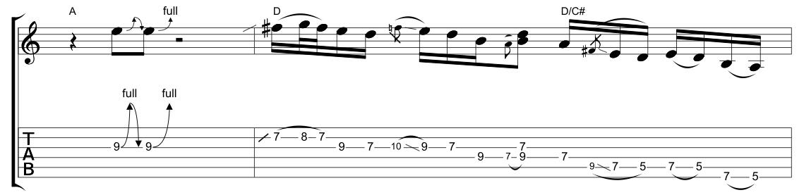 Melodic Rock Guitar Licks - Fundamental Changes Music Book
