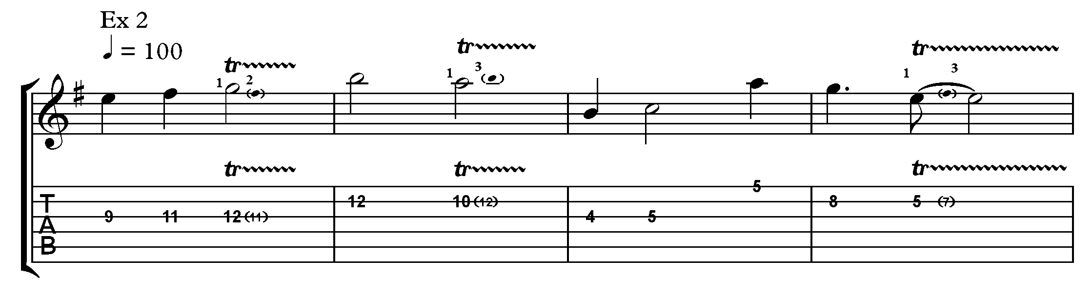 Playing with Expression Part 3 – Trills and Ornaments