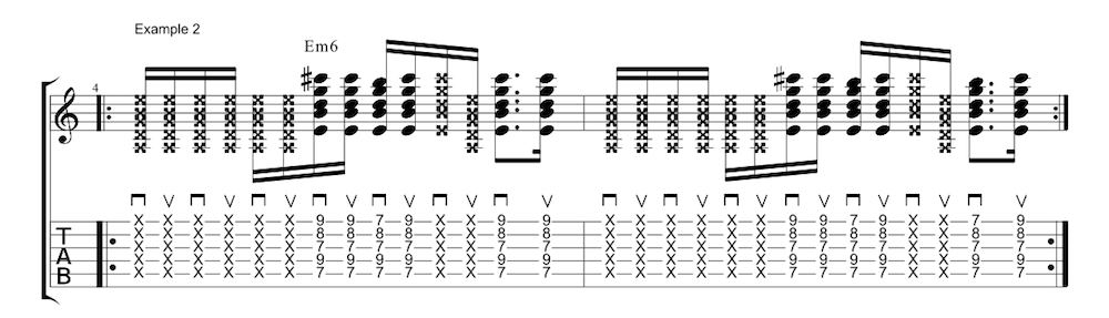 Adapting The Humble Minor 7th Chord For Funk Fundamental Changes