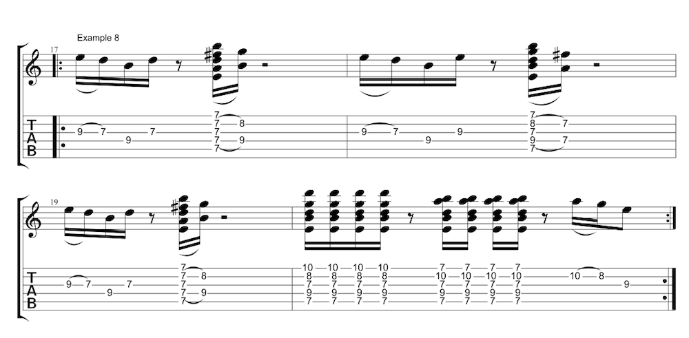 Adapting the Humble Minor 7th Chord for Funk - Fundamental Changes ...
