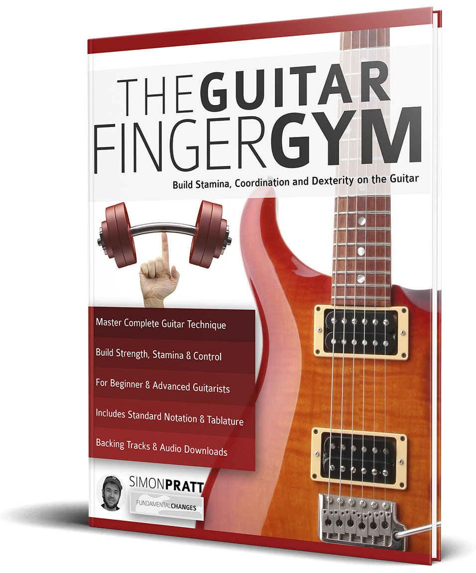 The Guitar Finger-Gym