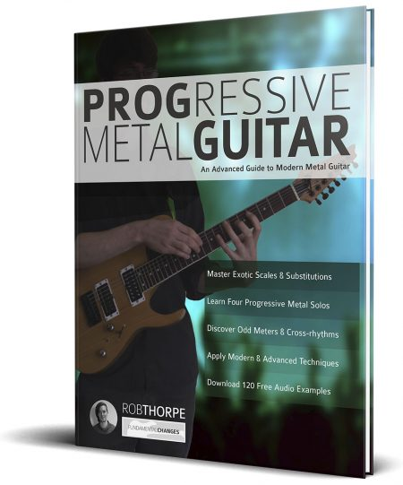 Progressive Metal Guitar