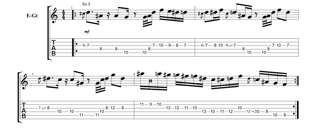Guitar pdf jazz elements