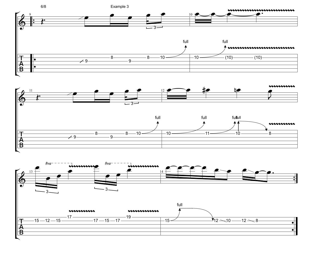 Play Guitar Like John Mayer Fundamental Changes Music Book Publishing