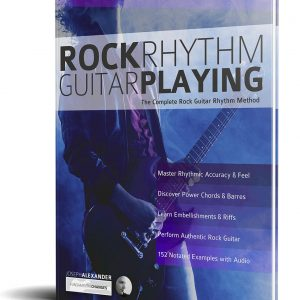 Rock Rhythm Guitar Playing