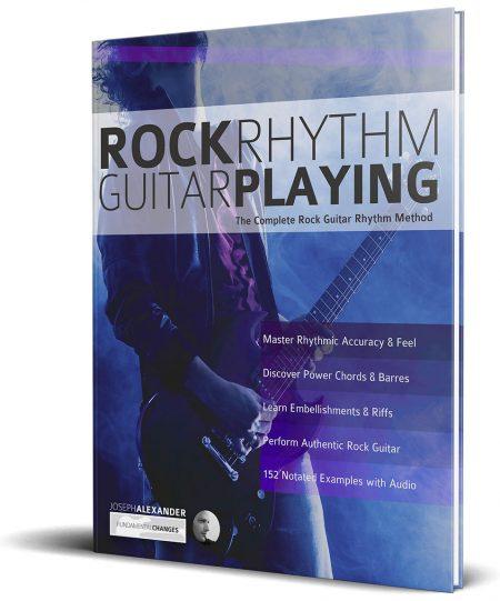 Rock Rhythm Guitar Playing