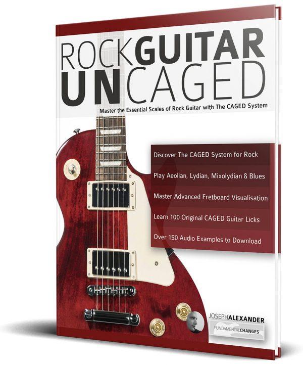 Rock Guitar Uncaged