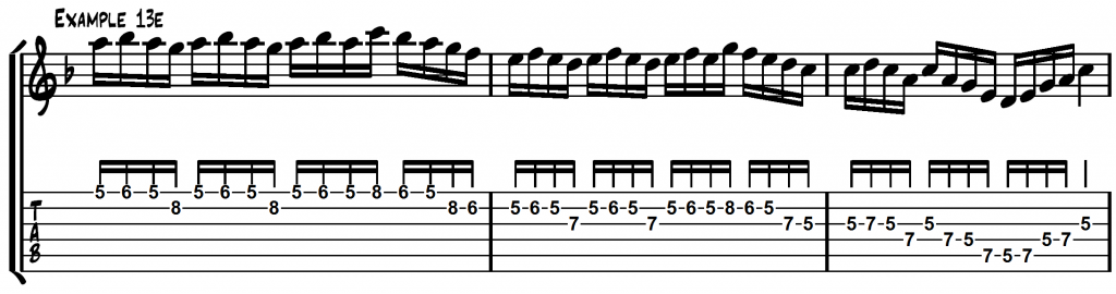 The Phrygian Mode for Guitar – Part 2 - Fundamental Changes