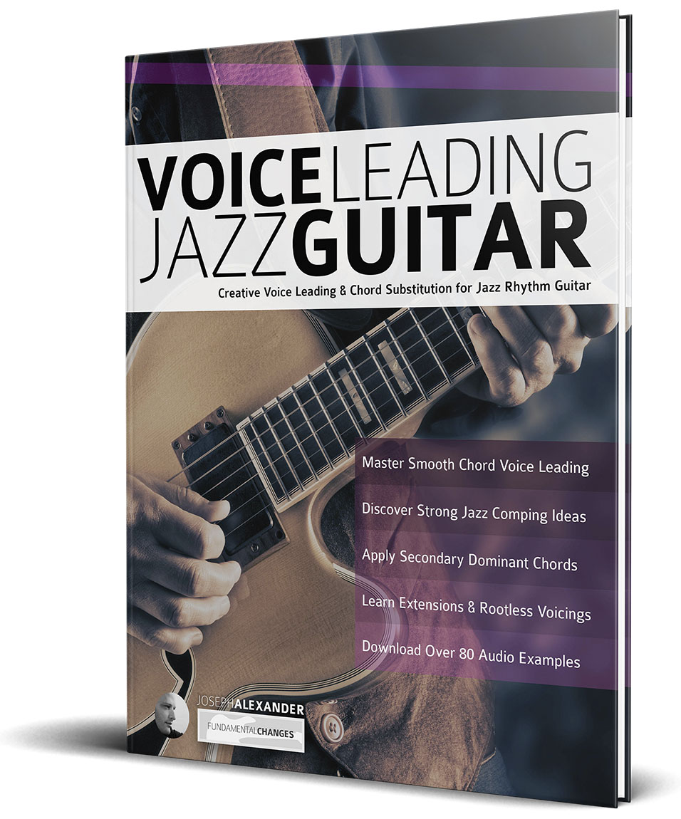 Voice Leading Jazz Guitar