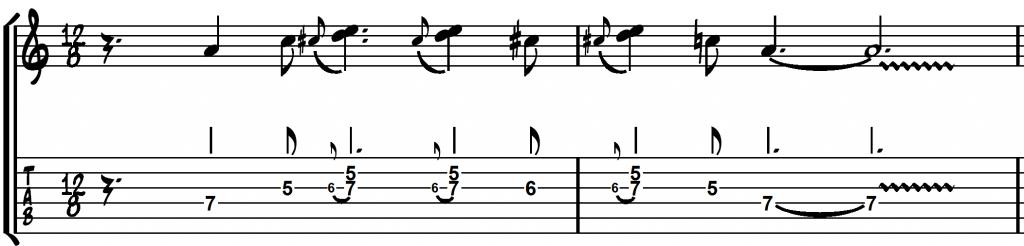 Major Pentatonic Licks for Guitar - Fundamental Changes Music Book ...