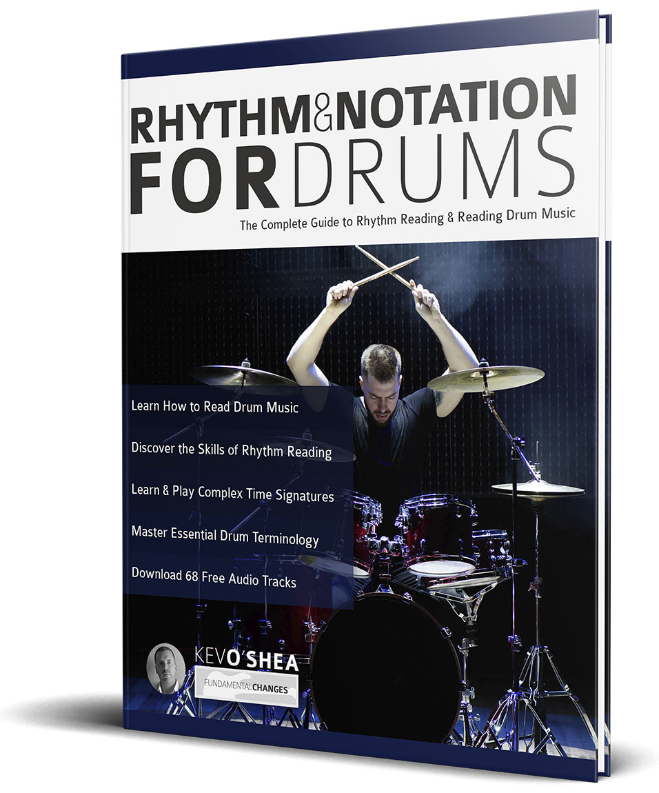 Rhythm Reading and Notation for Drums