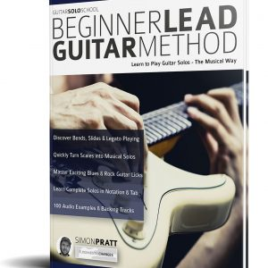 Beginner Lead Guitar Method