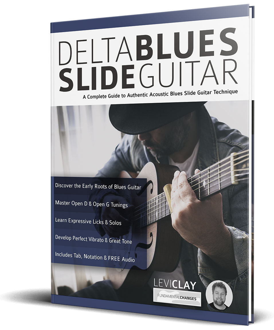 Delta Blues Slide Guitar