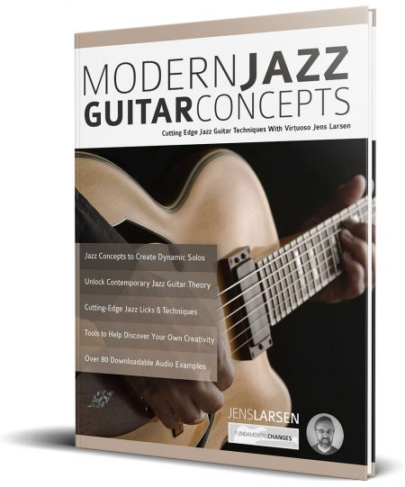 Modern Jazz Guitar Concepts