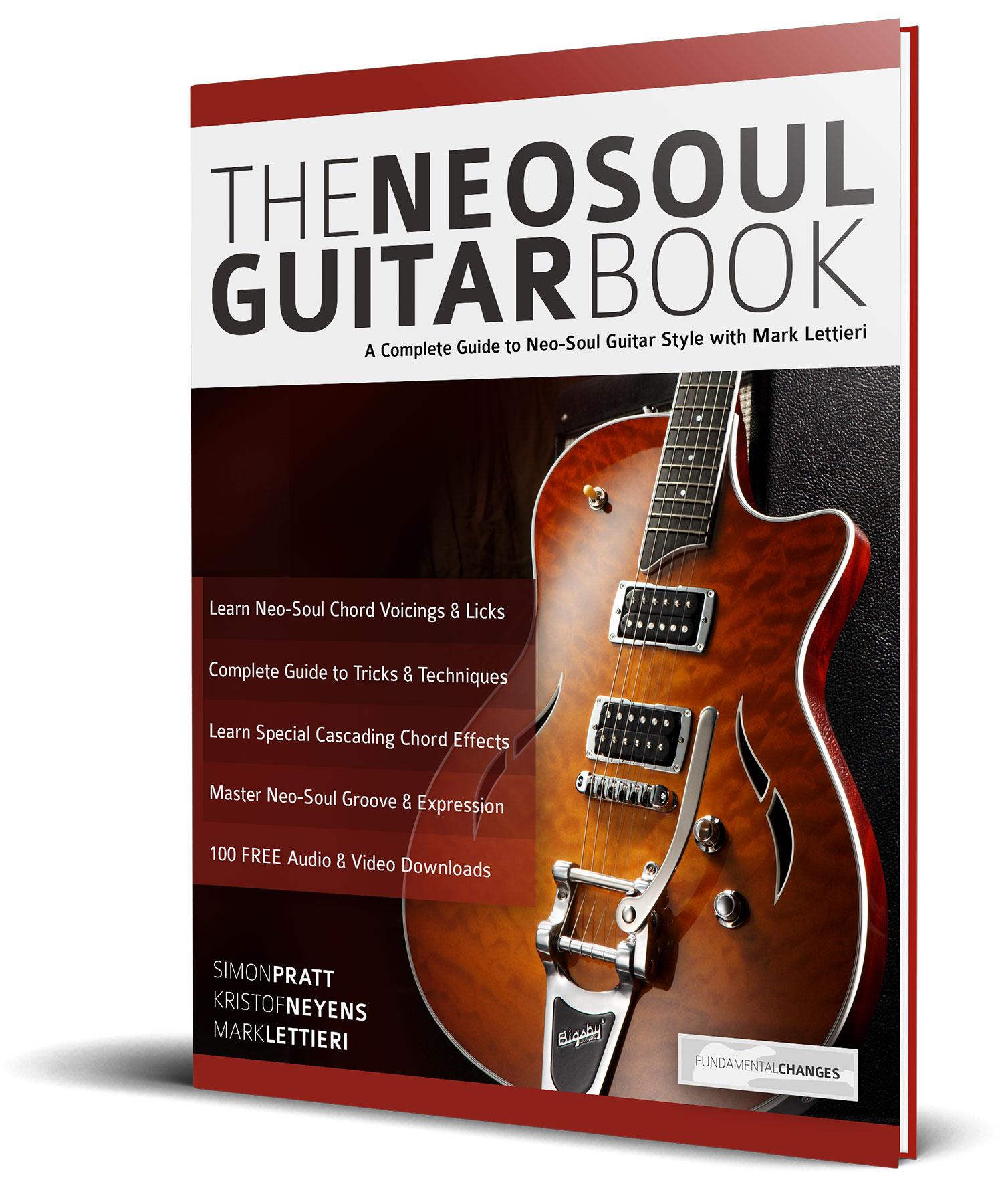 Neo-Soul Guitar Book