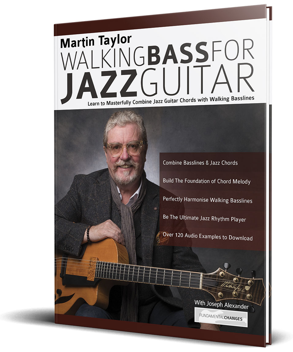 Walking Bass for Jazz Guitar